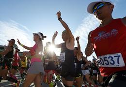 中國馬拉松大滿貫的旅遊生意經:規模已上億,市場仍不成熟
