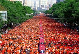 杭州馬拉松增設10萬美元破世界紀錄獎和2萬元中國籍選手優勝獎