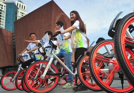 共享單車不經意間推動騎行文化,背後是千億元的龐大市場