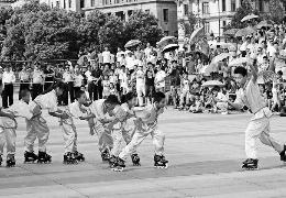 整合資源優勢,上海欲打造輪滑産業標桿城市