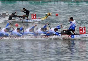 國家體育總局社會體育指導中心副主任:中國還需學習全年齡組從事龍舟運動經驗