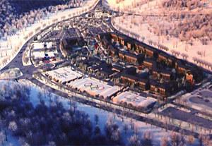 北京冬奧會崇禮太子城冰雪小鎮建築方案設計正式啟動