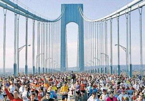 紐約市市長力挺紐約馬拉松:絕不會向恐怖勢力低頭