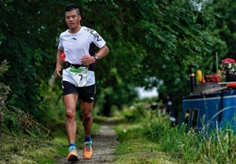 """""""極限馬拉松第一人""""陳盆濱:跑步時速度不妨慢下來"""