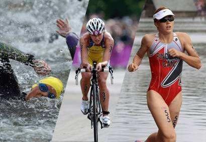 體育市場下一個熱潮在哪:馬拉松跑膩了,那就來場鐵人三項
