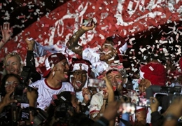 35年夢想成真,秘魯闖進世界杯