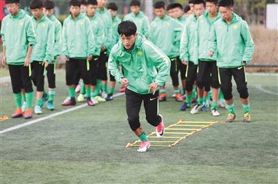 建设人才梯队、增设青训基地,北京国安投资上亿元发力青训