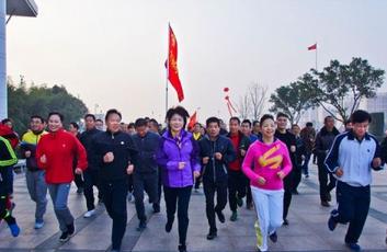 """社会力量办体育的""""温州样本""""之一:政府、学校、企业联手共赢"""