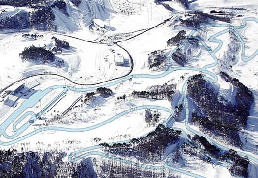 阿爾卑西亞冬季兩項中心