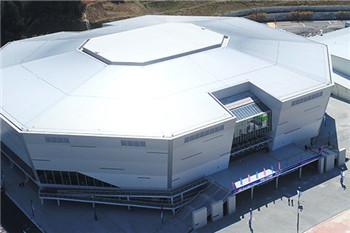江陵冰球中心