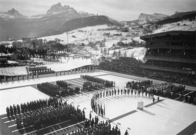 第七屆:1956年科蒂納丹佩佐冬奧會