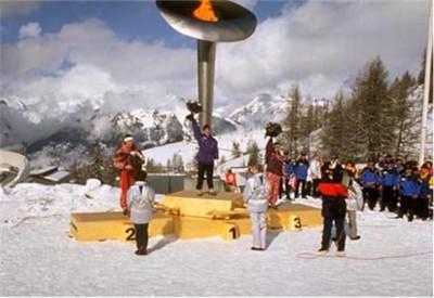 第十六屆:1992年阿爾貝維爾冬奧會