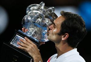 費德勒澳網20冠!用芳華造就一個偉大時代