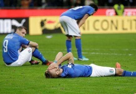 """意媒:意大利足協主席""""難産""""是意大利足球的整體失敗"""