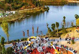 重庆璧山有三十多个公园,为何只有这家最受欢迎?