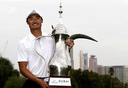 刷屏高爾夫圈的李昊桐是誰,你知道嗎?