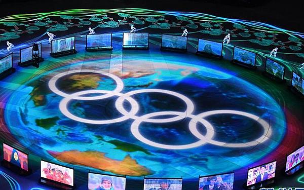"""靓图来了!这就是平昌冬奥会闭幕式上的惊艳""""北京8分钟"""""""