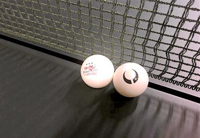 """零投訴!與國乒一起""""制霸""""世界杯的還有中國制造的乒乓球"""