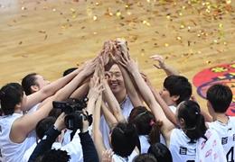 2017-2018賽季WCBA綜述:北京女籃建立王朝,擴軍勢力躍躍欲試