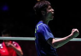 击败林丹!小将石宇奇赢得全英公开赛男单冠军