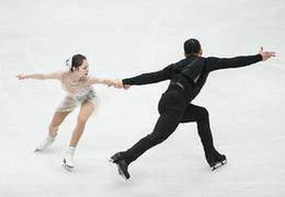花滑世锦赛:德国组合双人滑夺冠,中国未拿满明年名额