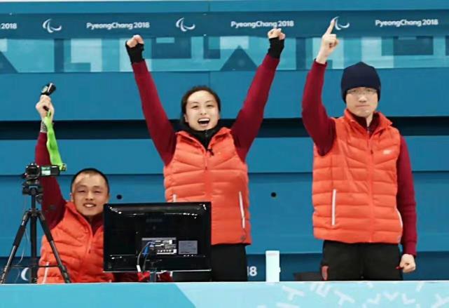 当过外卖小哥的冬残奥会金牌教练——中国轮椅冰壶队教练李建锐的磨剑11年