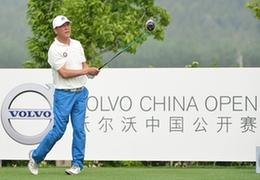 第24届沃尔沃中国公开赛4月26日开杆,高尔夫洲际对战成赛事看点