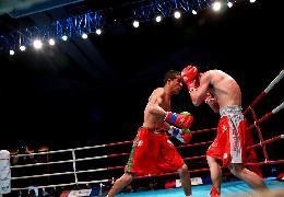 世界拳击联赛贵阳站即将开打,中国遭遇三届总冠军哈萨克斯坦