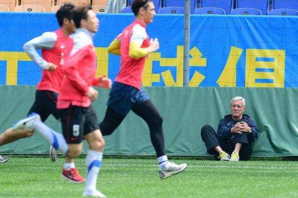 不是开玩笑!中国足球技术评分亚洲第一