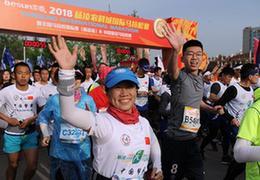 """路跑""""春運日""""40多場賽事超26萬人一起奔跑,""""馬拉松熱""""需理性"""