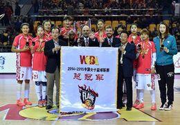 新華社調查(下):中國女籃聯賽盈利尚遠,市場培育還需時間