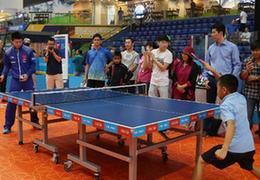 """乒乓球对外援助:普及运动传播""""国球文化"""""""