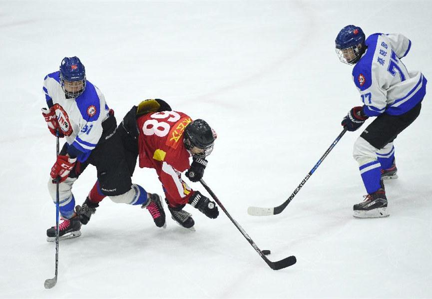 直通奧運!中國冰球的激情澎湃與任重道遠