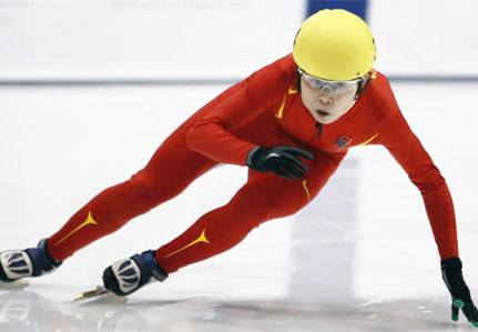王濛出任中國速度滑冰隊主教練,我們懷念被她支配的恐懼