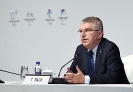 巴赫:奥运遗产已不再是新建设施,确信北京冬奥会将树立新标杆