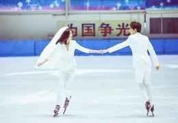 短道速滑名將韓天宇和劉秋宏的愛情故事