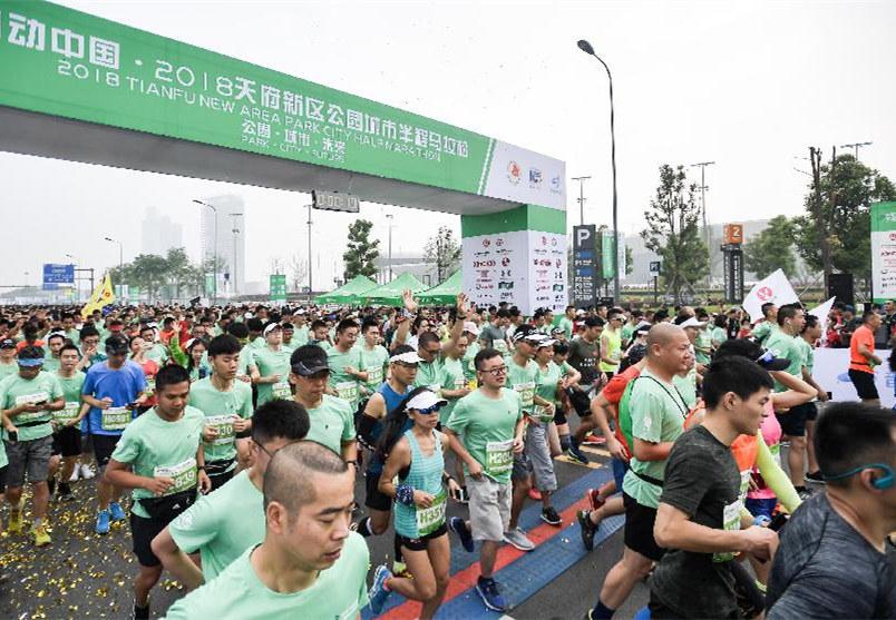 新華社體育時評:一切為了人民的健康