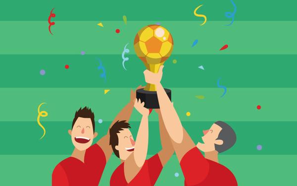圖表 世界杯再精彩也不忘中國足球,中國足協在過去12個月裏幹了哪些大事?