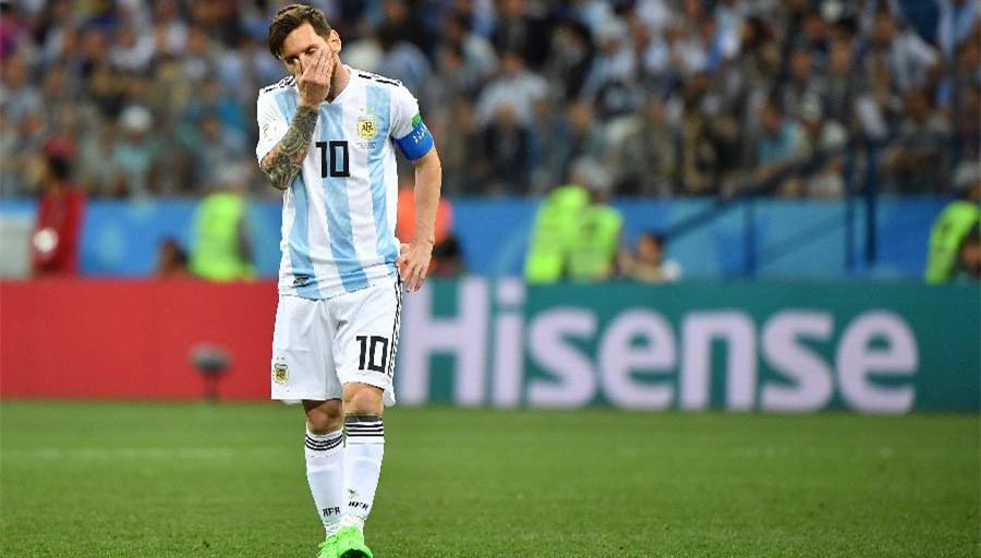 6.22世界杯快报:克罗地亚三球完胜阿根廷提前出线