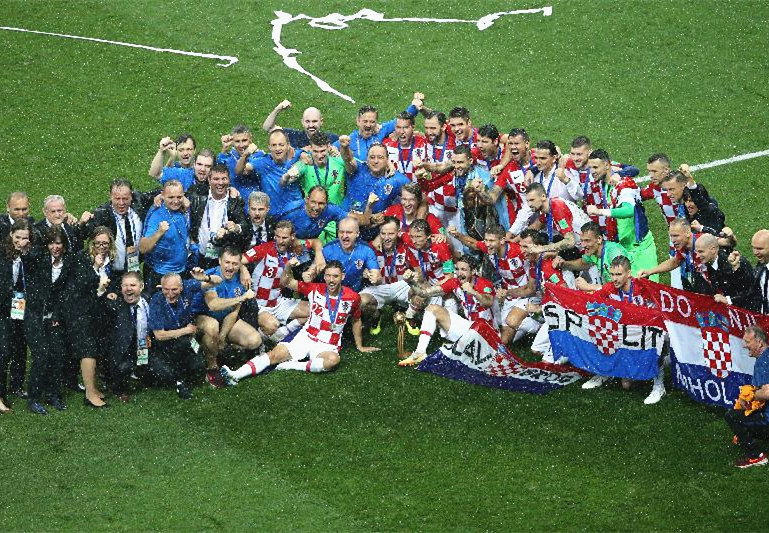 苏克:克罗地亚人民为球队感到骄傲