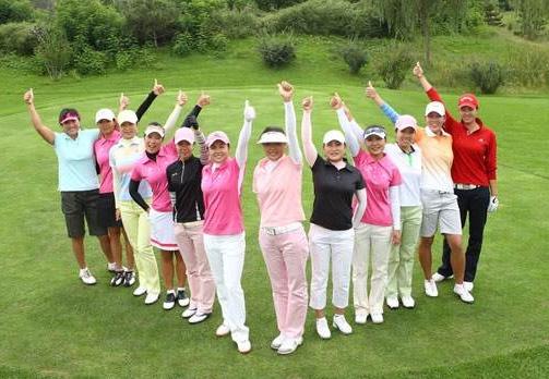 中国女子职业高尔夫球巡回赛将首次落户东北地区