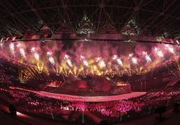 體育時評:群星耀亞洲 能量傳世界