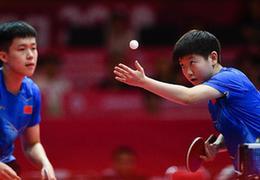 國乒單打選手全部晉級四強,伊朗選手爆冷挺進半決賽