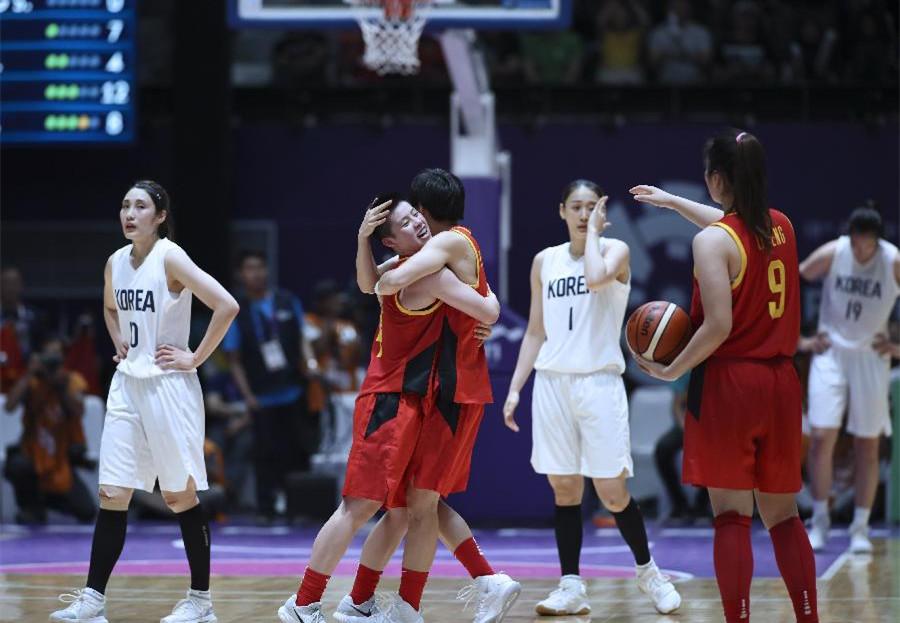 改革播種亞運收獲,中國籃球仍在路上