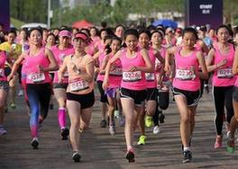 中国女性比男性更爱运动?这份调查数据被网友热议