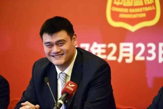 中国篮协:姚明可能出任中国足协主席消息不实