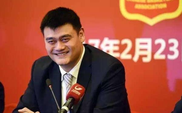 中國籃協:姚明可能出任中國足協主席消息不實