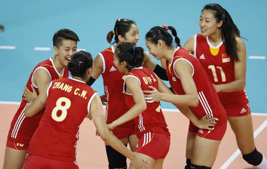 中國女排抵達日本,開啟世錦賽之旅