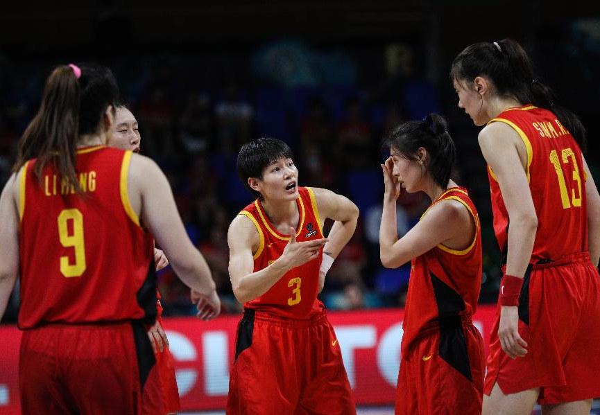 中国女篮展望交叉淘汰赛:做好自己,打出自信