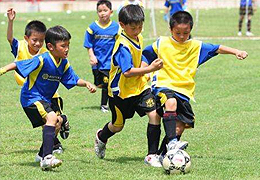 專家談幼兒足球發展:健康第一,快樂至上